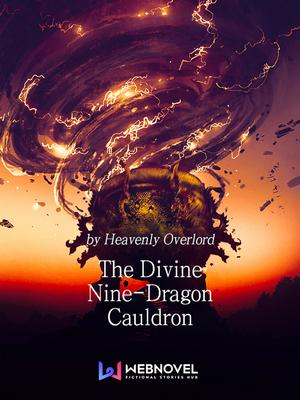 The Divine Nine Dragon Cauldron