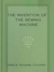 The Invention of the Sewing Machine