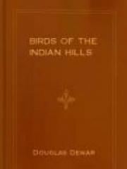 Birds of the Indian Hills